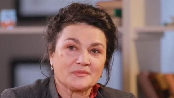 Наталія Сумська пояснила, чому не спілкується з сестрою Ольгою