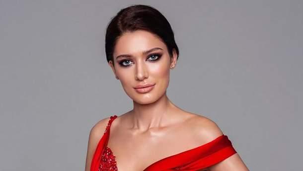 """""""Міс Україна"""" показала другу спокусливу сукню для конкурсу краси """"Міс Всесвіт"""""""