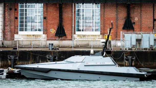Безпілотний човен: Королівський флот Великої Британії отримав революційну інновацію