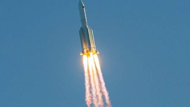 Падаюча китайська ракета увійде в атмосферу Землі 9 травня – місця можливого падіння уламків