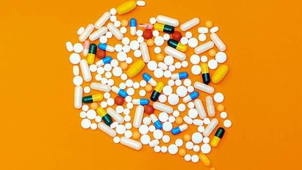 Несподіваний ефект високих доз антибіотиків