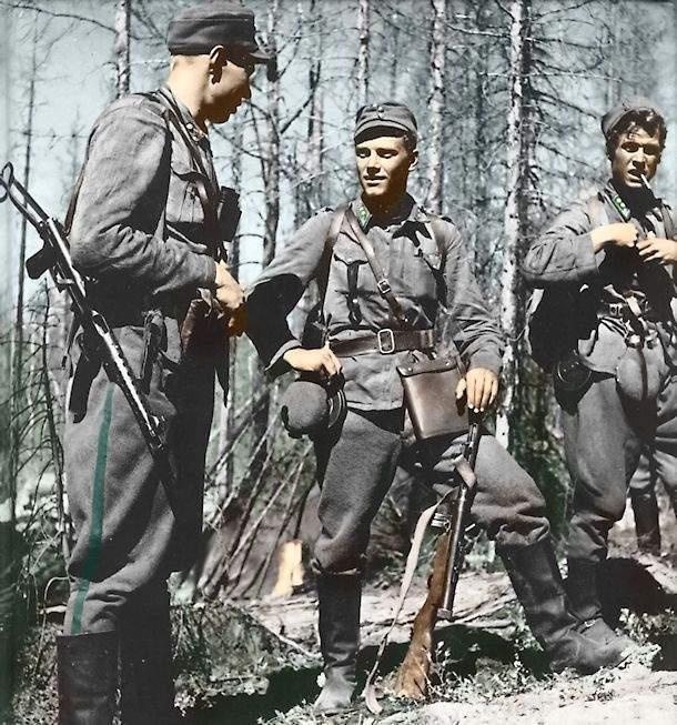 лаурі тьорні друга світова війна фінляндія