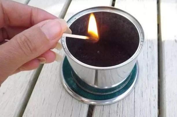 Підпалена кава