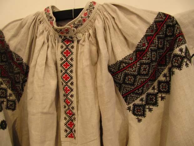 В Винницкой области в вышиванках не ограничивали цветовую гамму