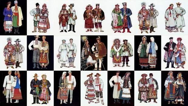 Украинские вышиванки: история и особенности