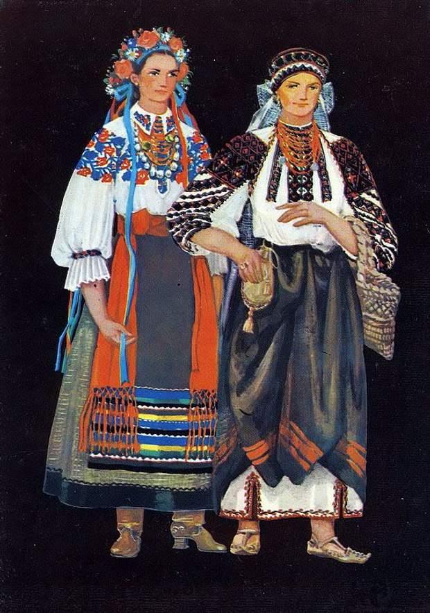 В Донецкий области вышиванку украшали мережкой
