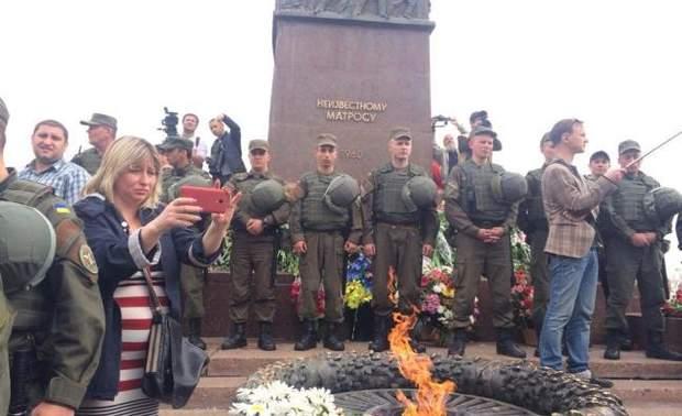 Одеса, 9 травня, провокації