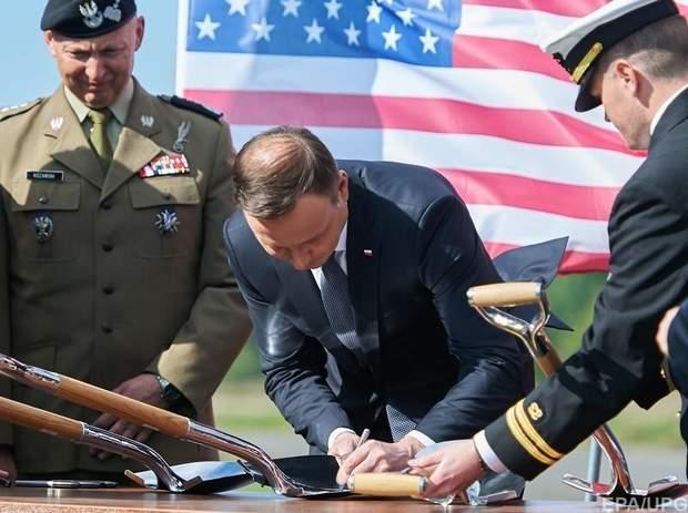 Польща, США, НАТО