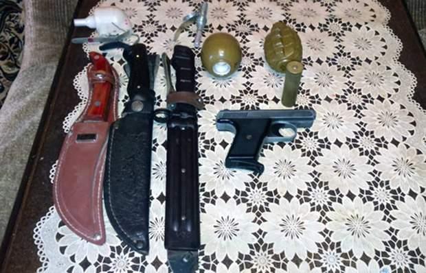 Зброя, Донбас, ДНР