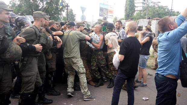 заворушення, Торнадо, суд, Київ
