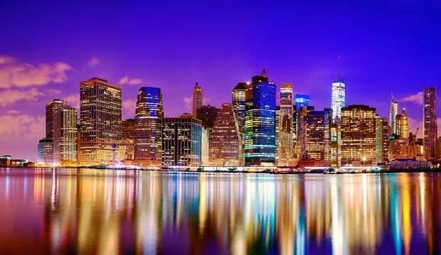 Нью-Йорк, США, туризм