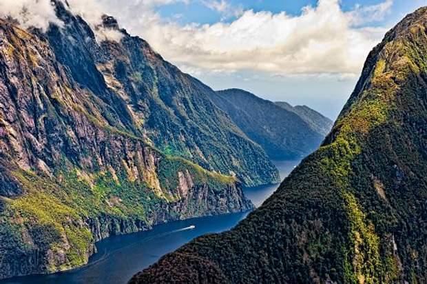 Мілфорд Саунд, Нова Зеландія, туризм