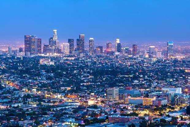 Лос-Анджелес, США, туризм