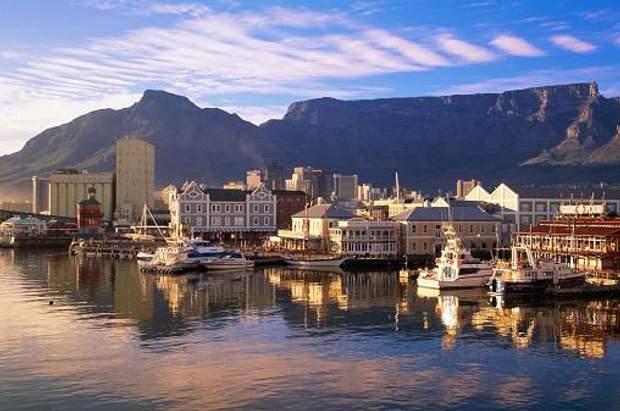 Кейптаун, Південна Африка, туризм