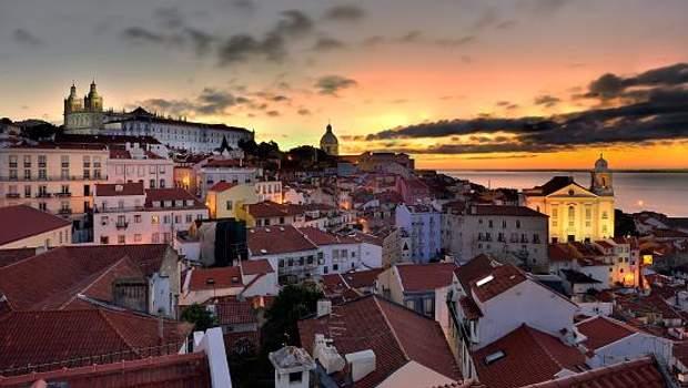 Лісабон, Португалія, туризм