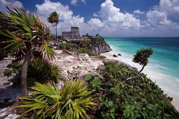 Тулум, Мексика, туризм