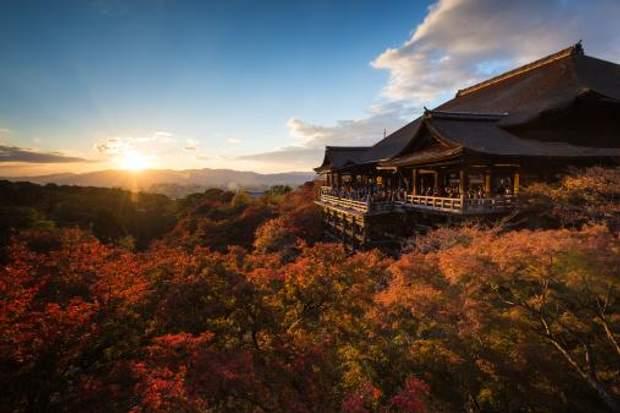 Кіото, Японія, туризм