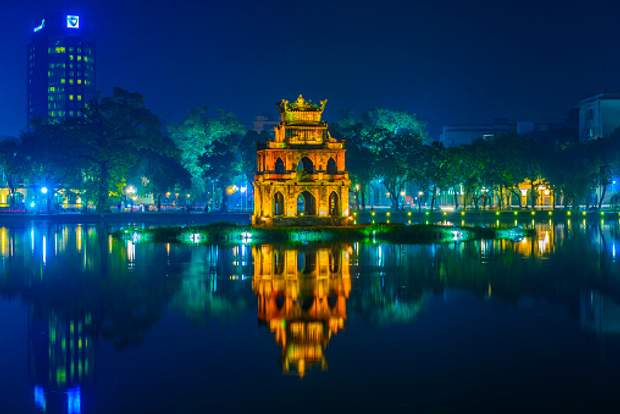 Ханой, В'єтнам, туризм