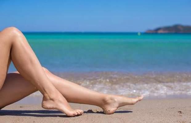 Нудистські пляжі в Україні