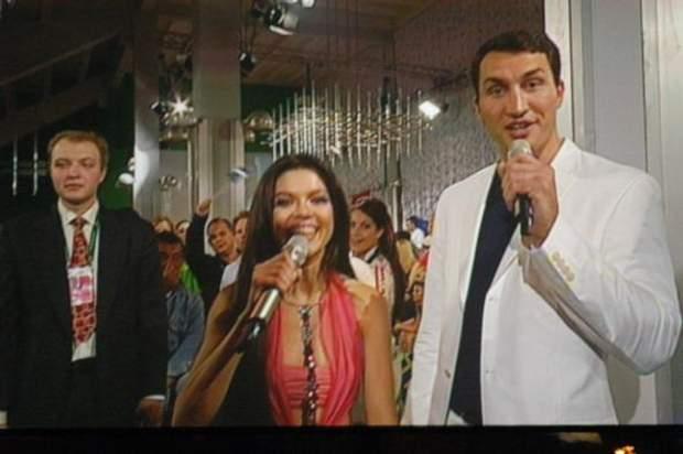 Кличко, Руслана, Євробачення-2005