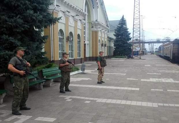 Поліція, ДНР