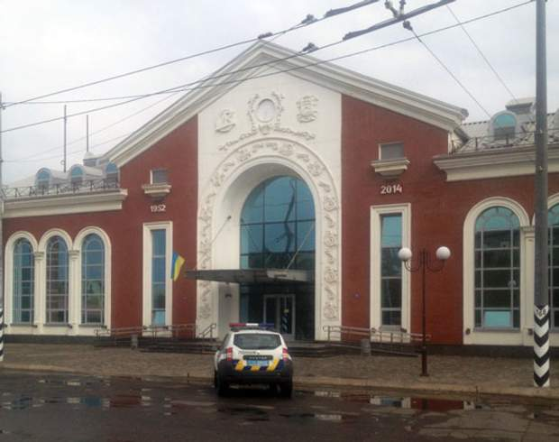 Донбас, Поліція, ДНР