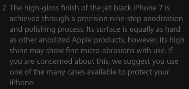 iPhoone 7, Apple, брак