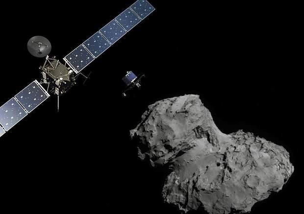 Комета чурюмова герасименко реферат 6804
