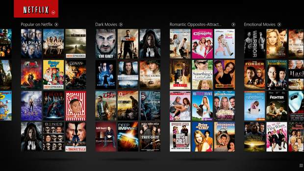 Netflix, кіно, онлайн