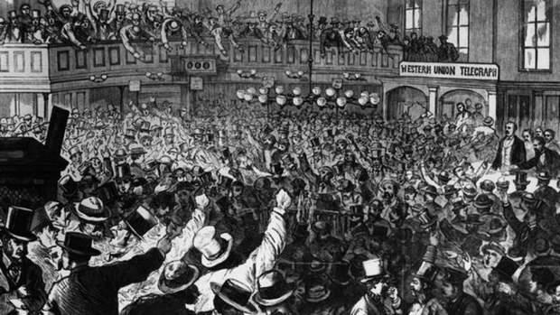 Раніше чорну п ятницю відзначали здебільшого у західних країнах.