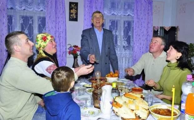 Як зустрічають Святвечір у Західній Україні: традиції, що збереглися, фото-4