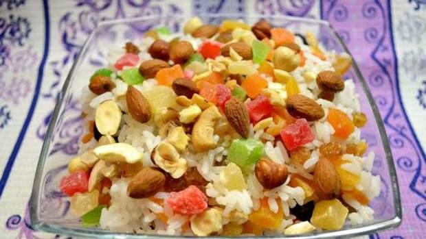Рисова кутя: рецепт