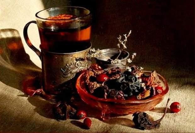 Блюда на Сочельник: узвар