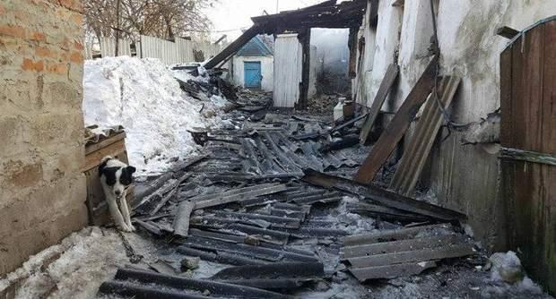 Авдіївка, Донбас, обстріл
