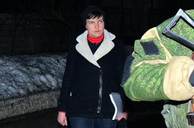 Савченко, колонія, ДНР