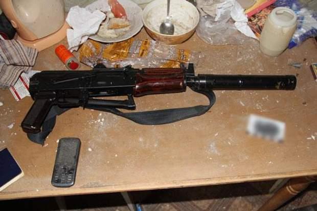 Оружие, Чернигов