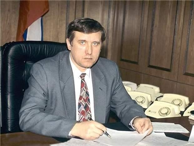 Юшенков, Путін
