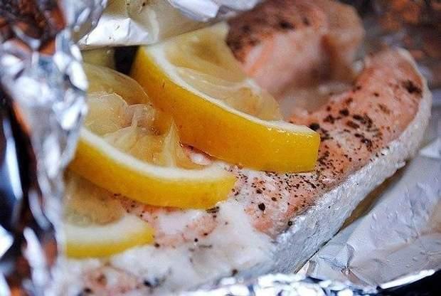 Великодні рибні страви