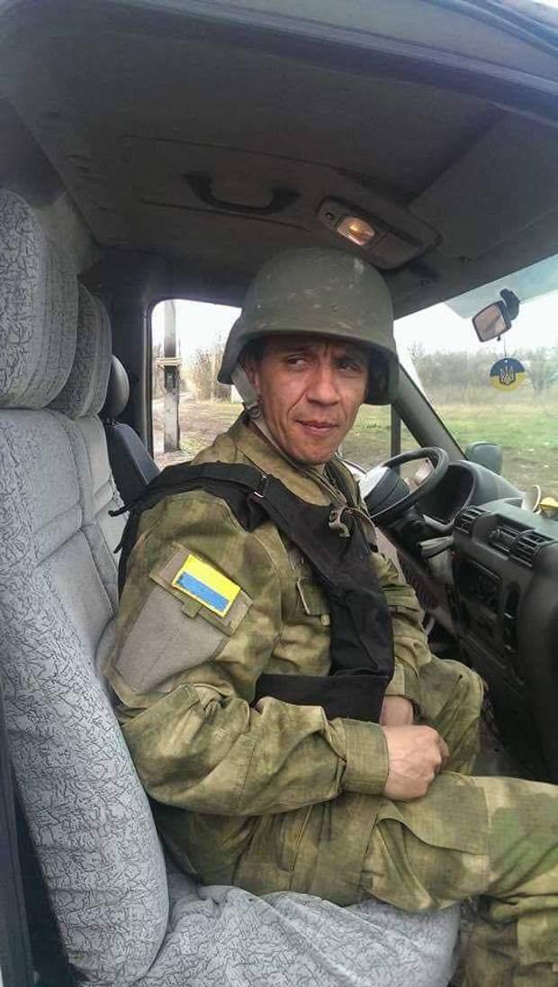 Обама, АТО, Донбас