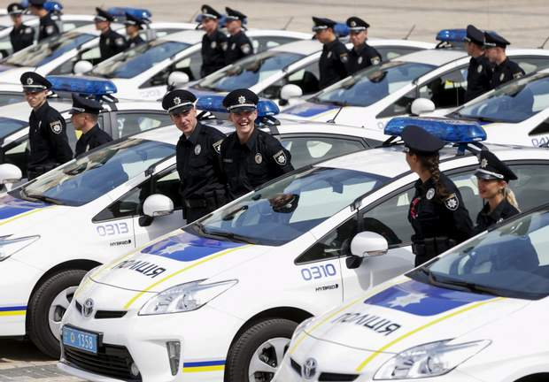 Євробачення-2017 охоронятимуть 10 тисяч поліцейських