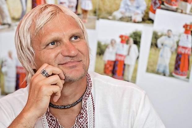 Олег Скрипка викликав бурхливу реакцію Росії своєю заявою про українську мову