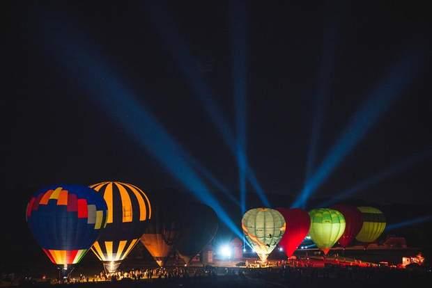 Фестиваль воздушных шаров пройдет в Умани