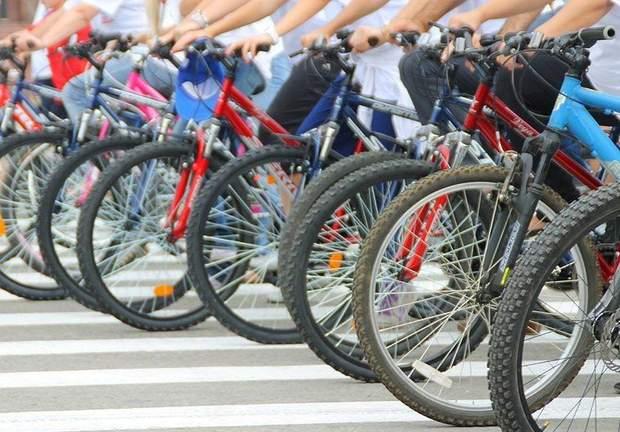 Киев на майские праздники: примите участие в велопробеге