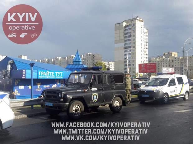 Метро, Київ, транспорт