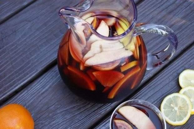Напої на пікнік на природі рецепти з фото