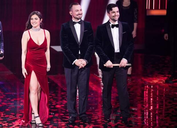 На Євробаченні 2017 Швейцарію представить інтернаціональне тріо