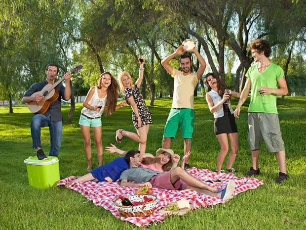 Що брати на пікнік на природі
