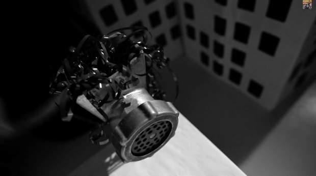 Кадр із кліпу O.Torvald