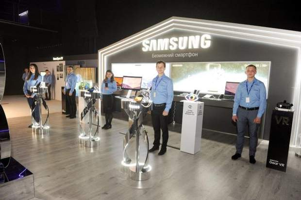 Samsung Galaxy S8 і S8+ вже в Україні