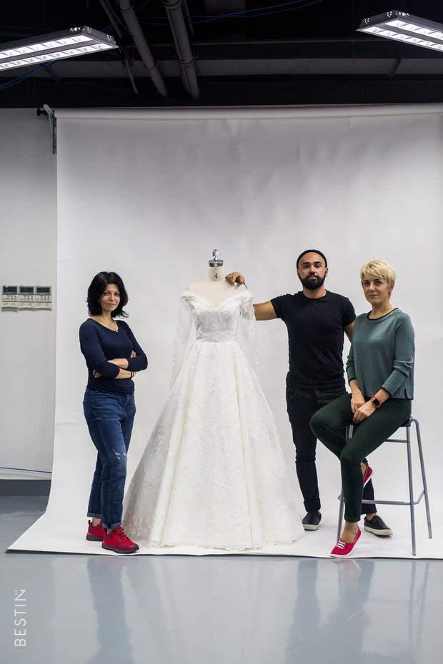 Весільна сукня Джамали